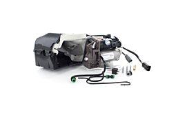 Range Rover Sport (without VDS) Air Suspension Compressor incl. housing, intake / discharge kit (2005-2013) LR061663